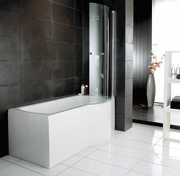 bath tub shower combination 275627